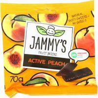 """Пастилки """"Jammy's. Персик"""" (70 г)"""