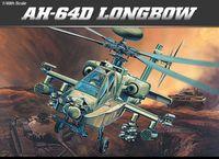 Вертолет AH-64D Longbow (масштаб: 1/48)