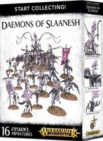 Warhammer Age of Sigmar. Daemons of Slaanesh. Start Collecting (70-73)