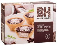 """Пирожные """"Baker House. Мини-тарты с кокосовой начинкой"""" (240 г)"""