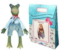 """Подарочный набор для шитья из ткани """"Кукла. Жак"""""""
