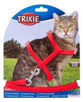 Шлея для кошек (22-42 см; поводок 1,25 м)