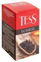 """Чай черный листовой """"Tess. Sunrise"""" (100 г)"""
