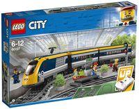 """LEGO City """"Пассажирский поезд"""""""