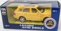 """Металлическая машинка """"Luxury Auto World"""""""