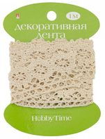 "Кружево декоративное ""Hobby Time"" (1 м; арт. 2-608/03)"