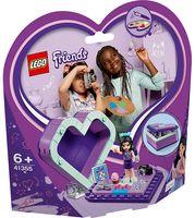 """LEGO Friends """"Шкатулка-сердечко Эммы"""""""