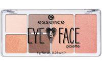 Палетка для макияжа глаз и лица (тон: 02, rise and shine)