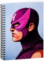 "Блокнот в клетку А5 ""Marvel"" (арт. 023)"
