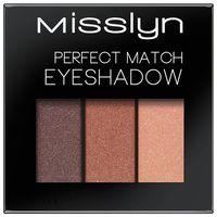 "Палетка теней для век ""Perfect Match Eyeshadow"" (тон: 39)"