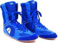 Обувь для бокса PS005 (р. 38; синяя)