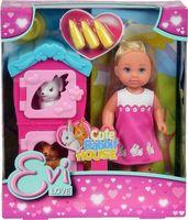 """Кукла """"Эви. Домик кроликов"""""""