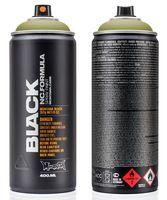 "Краска аэрозольная ""Black. Boa"" (хаки; 400 мл)"