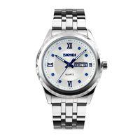 Часы наручные (синие; арт. 9100)