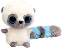 """Мягкая игрушка """"Лемур Юху"""" (голубой, 12 см)"""