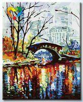"""Картина по номерам """"Городской канал"""" (400x500 мм; арт. HB4050121)"""