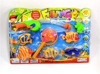 """Игровой набор """"Рыбалка"""" (арт. 1181631-2243В; со звуковыми эффектами)"""