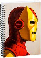 "Блокнот в клетку А5 ""Marvel"" (арт. 024)"