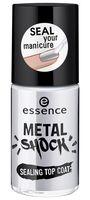 """Верхнее покрытие для ногтей """"Metal Shock"""" (8 мл)"""