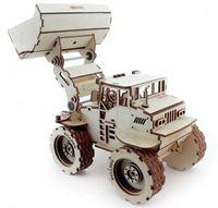 """Сборная деревянная модель """"Трактор Бульдог"""""""