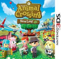 Animal Crossing: New Leaf (Nintendo 3DS)
