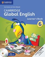 Cambridge Global English. Stage 6. Learner`s Book (+ 2 CD)