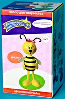 """Набор для изготовления куклы """"Пчелка"""""""