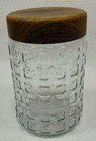 Банка для сыпучих продуктов стеклянная (1,5 л; арт. 10145)