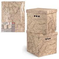 """Набор коробок складных """"Travelling"""" (2 шт.; 315х315х315 мм)"""