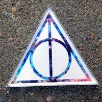 """Магнит акриловый """"Гарри Поттер"""" (арт. 022)"""