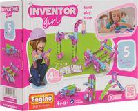 """Конструктор """"Inventor Girl. 5 моделей"""" (50 деталей)"""
