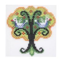 """Вышивка крестом """"Чудо-дерево"""" (120х125 мм)"""