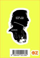 "Глянцевая наклейка ""Гарри Поттер. Снейп"" (арт. 138)"
