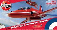 "Самолет пилотажной группы ""RAF Red Arrows Hawk"" (масштаб: 1/72)"