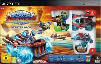 Skylanders SuperChargers Стартовый набор Spitfire, Stealth Elf, Hot Streak (PS3)
