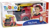 """Пожарная машина на радиоуправлении """"Tooko"""" (со звуковыми эффектами)"""
