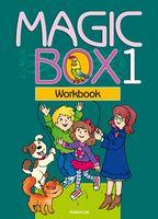 Magic Box 1. Английский язык. Рабочая тетрадь