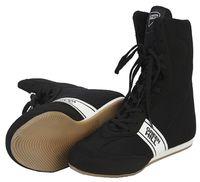 """Обувь для бокса """"Special"""" (р. 36; черная)"""