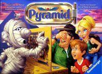 Приключения мумии, Пирамида