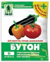 """Стимулятор роста для томатов, перцев, баклажанов """"Бутон"""" (2 г)"""