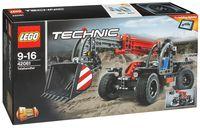 """LEGO Technic """"Телескопический погрузчик"""""""