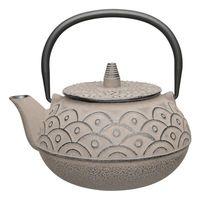 Чайник заварочный (750 мл; серый)