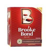 """Чай черный """"Brooke Bond"""" (100 пакетиков)"""