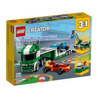 """LEGO Creator """"Транспортировщик гоночных автомобилей"""""""