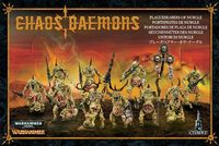 "Миниатюра ""Warhammer. Daemons Plaguebearers of Nurgle"" (97-10)"