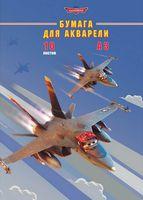 """Бумага для акварели """"Flying Plans"""" (А3; 10 листов)"""