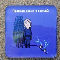 """Магнит акриловый """"Звездные войны"""" (арт. 026)"""