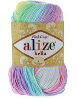 ALIZE. Bella Batik №2132 (50 г; 180 м)
