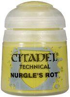 "Краска акриловая ""Citadel Technical"" (nurgle's rot; 12 мл)"