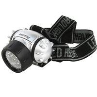 Светодиодный налобный фонарь 21 LED Smartbuy (черный)
